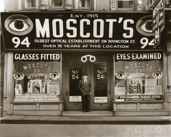 Moscot_94_Rivington Street_1934
